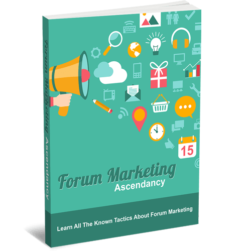 Forum Marketing Ascendancy