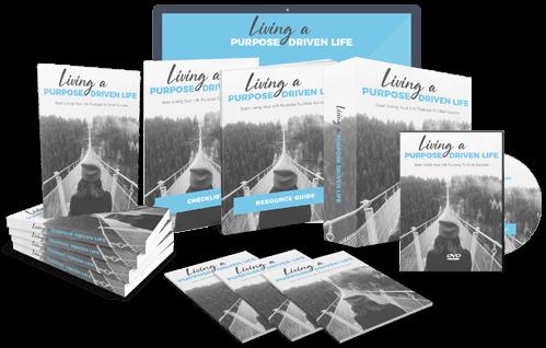 Living Purpose Driven Life